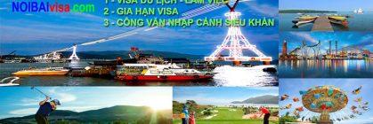 Gia Hạn Visa Làm Việc – Thị Thực Lao động Cho Người Nước Ngoài