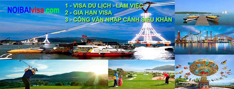 Gia Hạn Visa Làm Việc - Thị Thực Lao động Cho Người Nước Ngoài