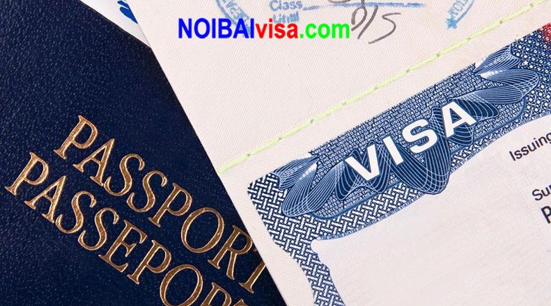 Hộ Chiếu Passport Vĩnh Phúc