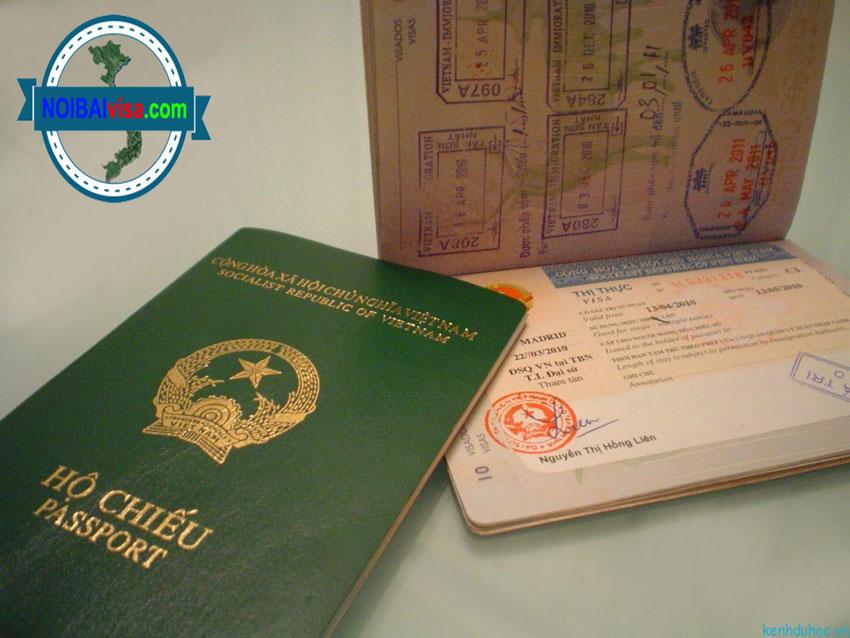 Bảng Giá Visa Nhập Cảnh Viêt Nam