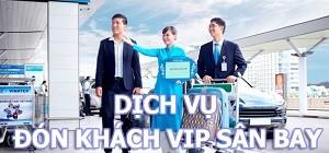 Đón Khách VIP Sân Bay Nội Bài Với Dịch Vụ Cao Cấp Số 1
