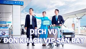đón Vip Sân Bay Nội Bài