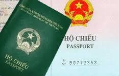 Hộ Chiếu Passport Vĩnh Long