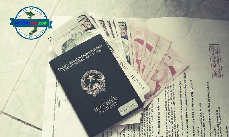 Visa Thị Thực Việt Nam Ký Hiệu HN
