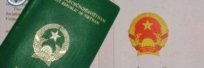 Hộ Chiếu Passport Thừa Thiên-Huế