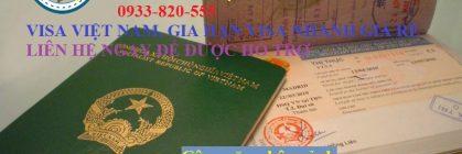 Xin Visa Du Lịch Cho Người Ấn Độ Tại Sài Gòn