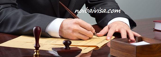 Báo Giá Visa, Giấy Phép Lao động, Thẻ Tạm Trú