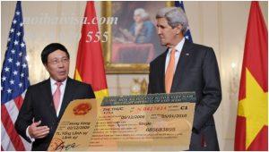 visa Việt Nam làm việc 1 năm