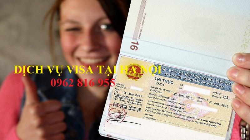 Visa Cấp Cho Người Vào Làm Việc Với Văn Phòng đại Diện Nước Ngoài Ký Hiệu Là Gì?