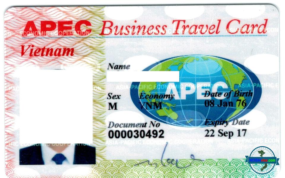 Dịch vụ làm thẻ doanh nhân ABTC tại Hà Nội