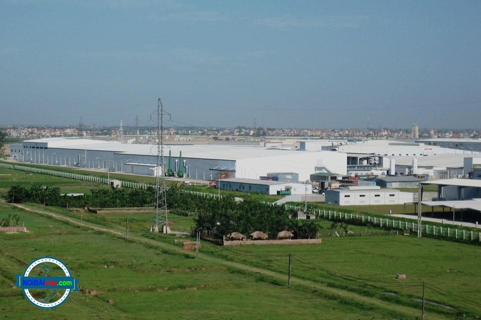 Thông tin các khu công nghiệp Việt Nam