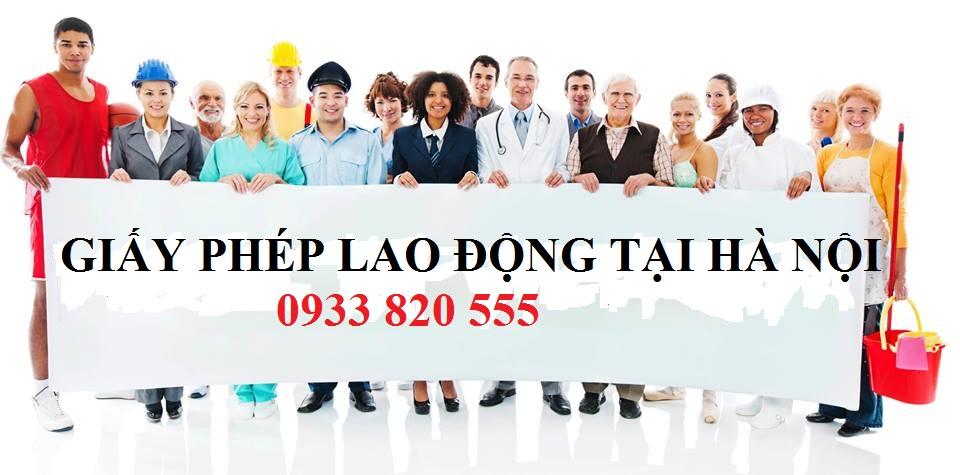 Dịch Vụ Giấy Phép Lao động Tại Hà Nội
